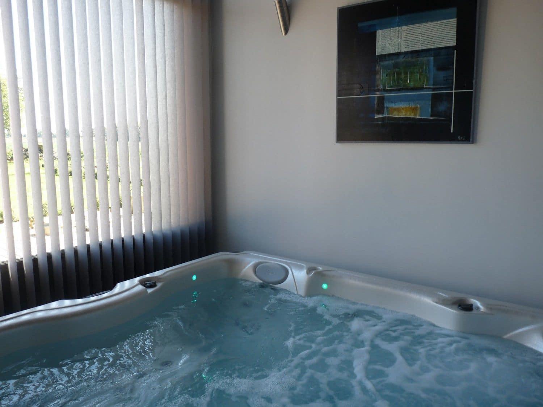 Se détendre chez soi à tout moment grâce au spa avec jets de massage