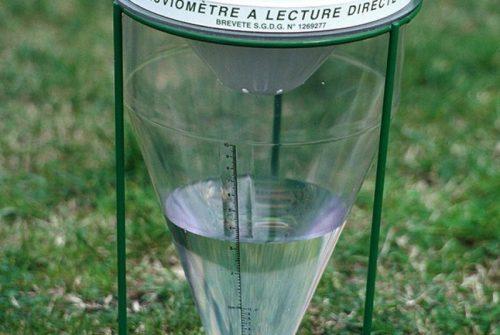 Quel pluviomètre pour professionnels choisir ?