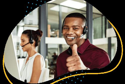 Les quatre (4) principales activités d'un call center