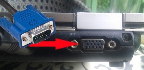 Dépannage du câble moniteur VGA