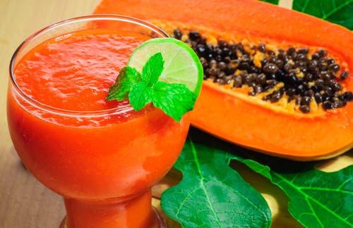 Douze boissons qui aident à brûler les graisses