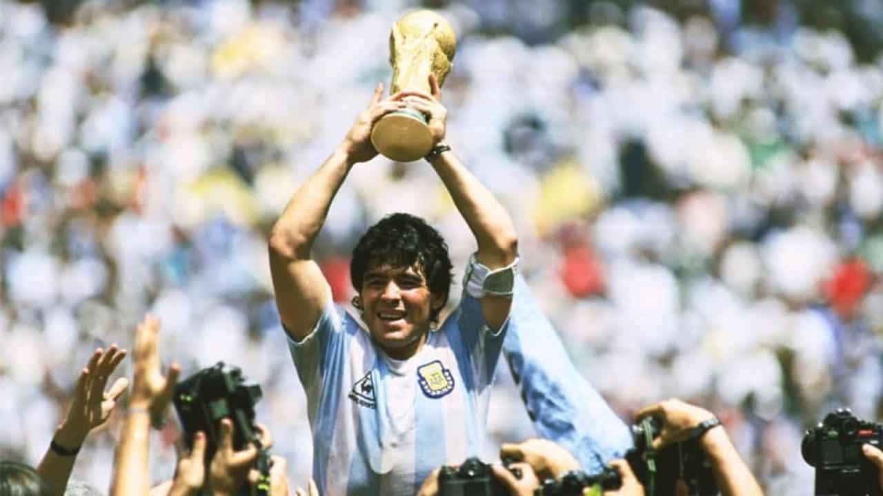 Amazon Prime Video annonce la date de lancement de la série sur Maradona