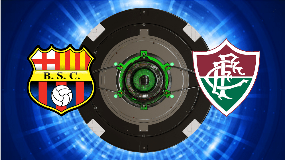 Barcelona de Guayaquil x Fluminense: comment regarder sur Facebook