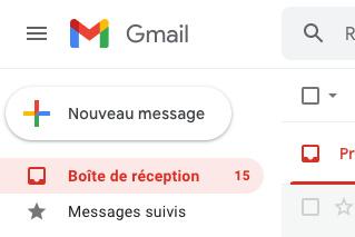 Gmail: les utilisateurs signalent une instabilité dans les services Google ce mardi